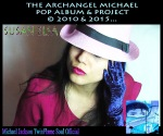 Susan Elsa Archangel Michael Jackson Heaven Channeled Album Twin Soul Pop Announcement © ArchangelMichael777