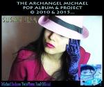 Susan Elsa Archangel Michael Jackson Heaven Channeled Album Twin Soul Pop Announcement © ArchangelMichael777