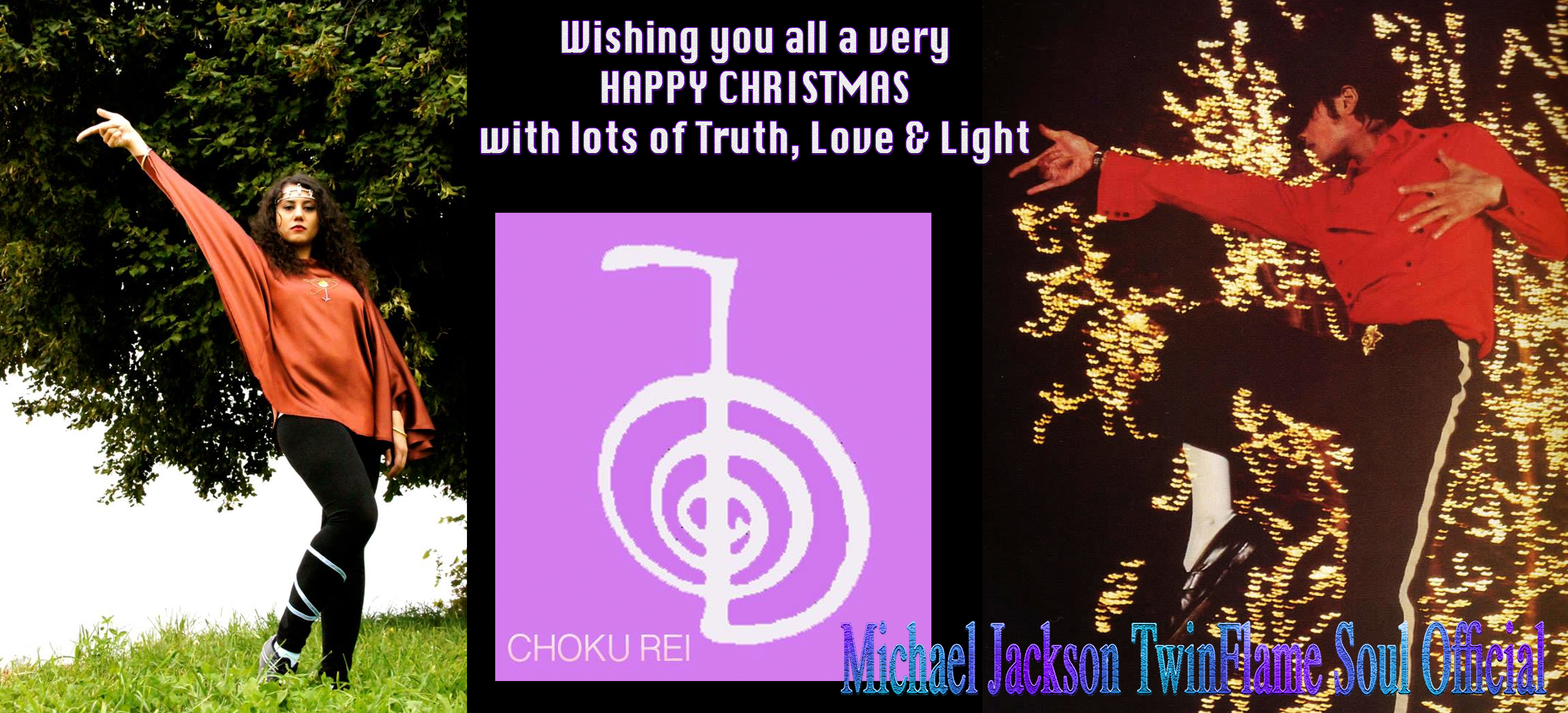 Michael Jackson TwinFlame Soul Official Christmas Wishes and Message ...