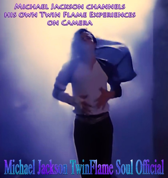 Michael Jackson channels his own Twin Flame Experience on Camera- BLACK OR WHITE ALL THE SAME MESSAGE © TwinFlame Soul Official