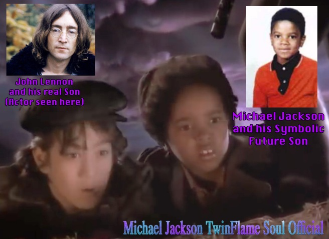 Michael Jacksons Moonwalker Movie Kids- Symbolic Children of the Stars here Michael Jacksons Future Song and John Lennon Real Son *COPYRIGHTED INFORMATION TOLD BY MICHAEL IN PRIVATE TO SUSAN ELSA* © TwinFlame Soul Official Blog