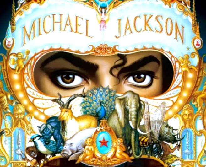 Michael Jackson Dangerous Album Cover Art: The Eyes of the Twin Flame Soul - ArchangelMichael777