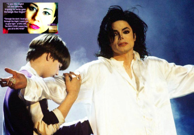 ONE LOVE 777- THIS IS IT- EARTH SONG- Michael Jackson and his Twin Flame bring Heaven Soul Light to Heal Mass Consciousness