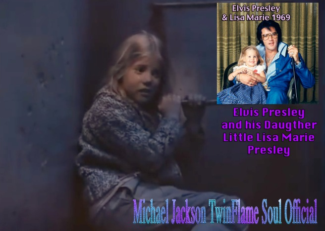 Original Personal Visions by Michael Jackson for his Moonwalker Film Little Girl Lisa Marie Presley- as explained by Michael himself *COPYRIGHTED INFORMATION TOLD BY MICHAEL IN PRIVATE TO SUSAN ELSA* © TwinFlame Soul Official Blog