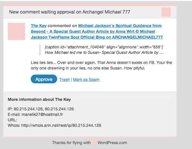 FAKE AGENTS CAUGHT ONLINE WORKING AGAINST SUSAN ELSA © MICHAEL JACKSON TWINFLAME SOUL OFFICIAL