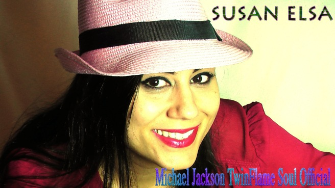 Susan Elsa- Official Photo and Brand- Female MJ:Janet Style © Michael Jackson TwinFlame Soul Official