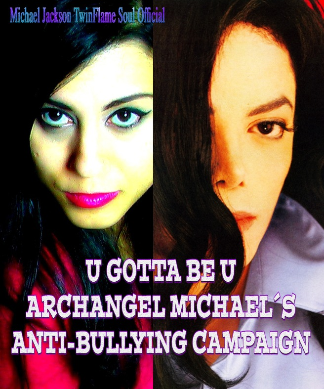 Susan Elsa & Archangel Michael Jackson: Anti- Bullying Advice - Campaign and Spiritual Protection Methods for YOUNG & OLDER © Michael Jackson TwinFlame Soul Official