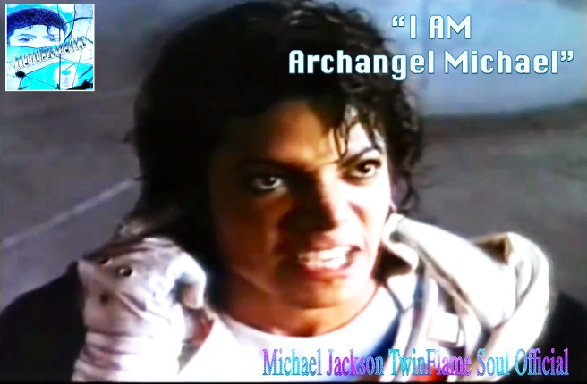 I AM Archangel Michael- Captain Eo-Another Part of Me Music Song Exorcism Message © Michael Jackson TwinFlame Soul Official