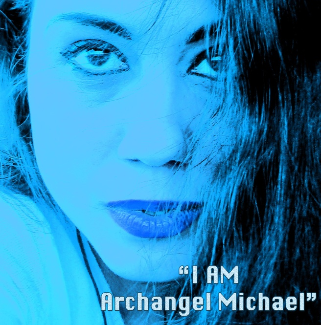 I AM ARCHANGEL MICHAEL- Susan Elsa Photo- Mystery Project © ArchangelMichael777 & Susan Elsa