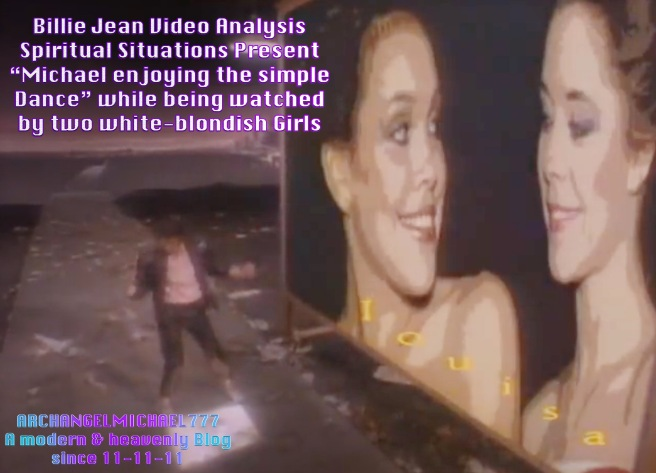 Michael Jackson and the Billie Jean Effect- Clear Psychic Hints in his Official Video- Michael Jackson TwinFlame Soul Official
