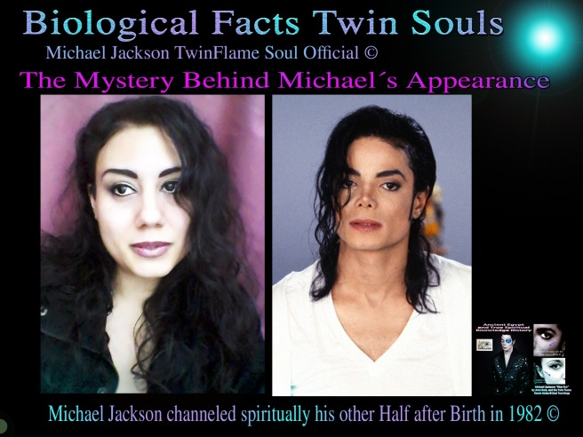 Michael Jackson channeled his Twin Flame since her Birth in 1982- The Metamorphosis Story Documentary Project- Susan Elsa © Michael Jackson TwinFlame Soul Official