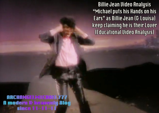 Michael Jackson - Twin Flames and the Billie Jean Interferences in his own Video Message- Michael Jackson TwinFlame Soul Official