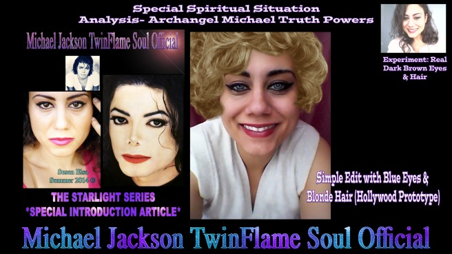 The Truth about Twin Flame Appearance and shared Essence- Special Starlight Series Article- Michael Jackson TwinFlame Soul Official