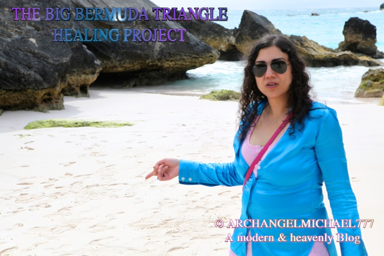 The 777 Summoning of Archangel Michael at the Bermuda Triangle- Susan Elsa Project © Michael Jackson TwinFlame Soul Official