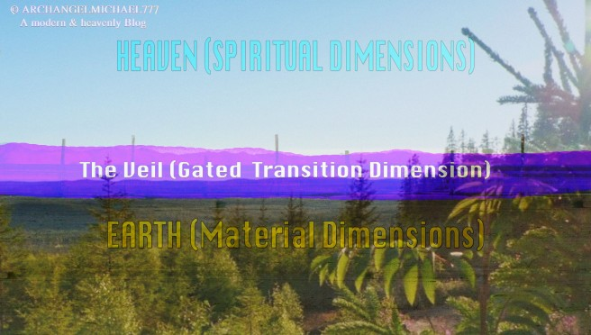 HEAVEN AND EARTH DIMENSIONS AND MERGING TWIN FLAME POWER FOR HEALING PLANET © ArchangelMichael777- A Modern & Heavenly Blog