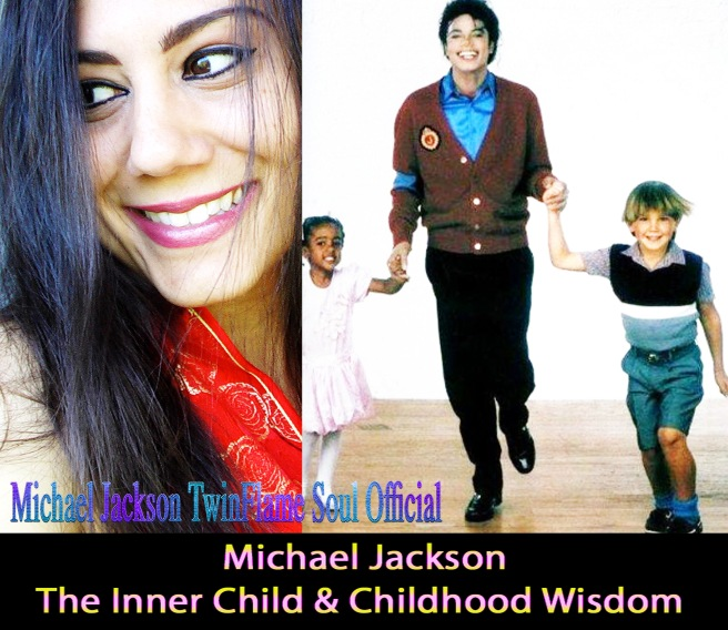 Michael Jackson: The Inner Child and Childhood Wisdom © Susan Elsa- Michael Jackson TwinFlame Soul Official