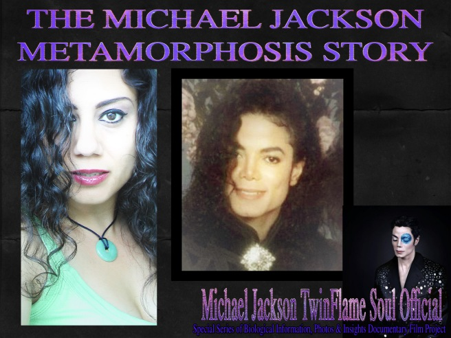 MJ Metamorphosis Story Susan Elsa and Michael Jackson Science Documentation and Education on Twin Flames A New Perspective 1 © ArchangelMichael777