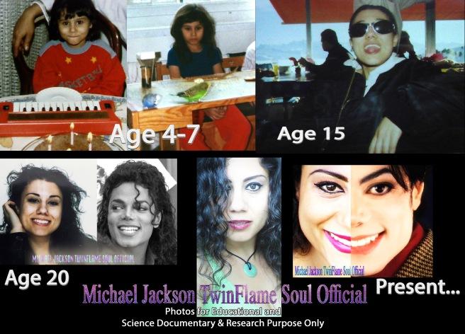Insight Susan Elsa- Female Twin Soul Evolution © The Michael Jackson Metamorphosis Story - MJ TwinFlame Soul Official Blog