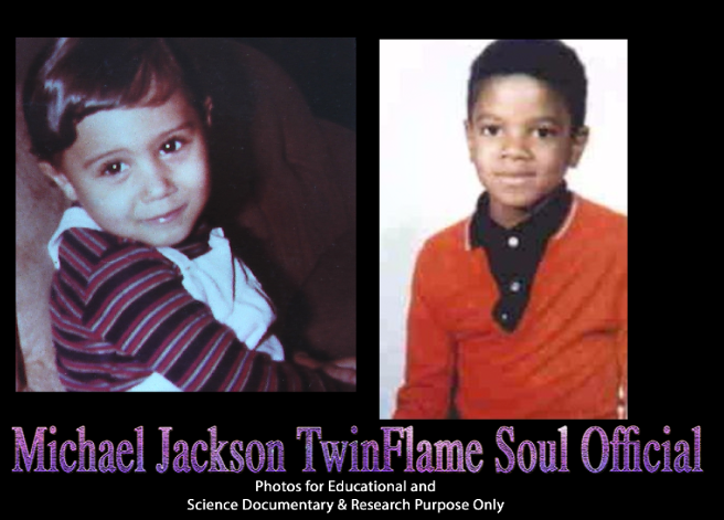 TWIN FLAMES MERGING: Susan Elsa and Michael Jackson Toddler Age Facial Details and Expression © The Michael Jackson Metamorphosis Story / ArchangelMichael777