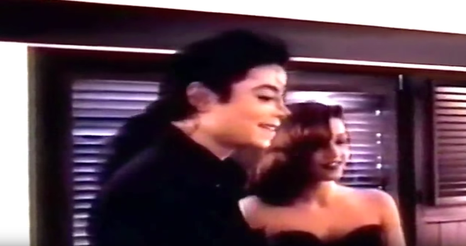 Michael Jackson & Lisa Marie Presley getting married (Video) - #MichaelJacksonInnocentSoul
