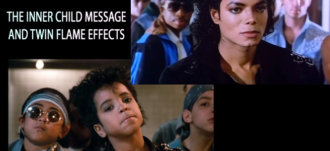 The Michael Jackson Metamorphosis Story- Inner Child Message and Twin Flame Effects © Michael Jackson TwinFlame Soul Official
