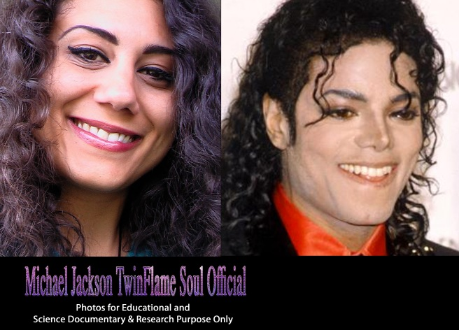 Twin Flames Shared Appearance and Merging over Distance © Michael Jackson TwinFlame Soul Official