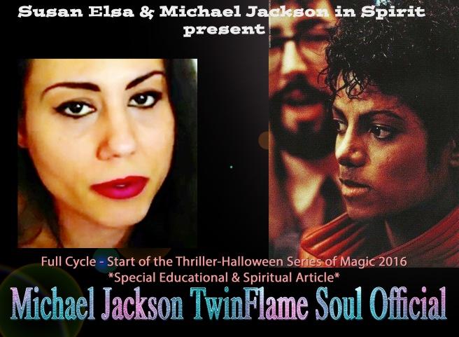 1MJ Metamorphosis Story Twin Flame Magic © Michael Jackson TwinFlame Soul Official
