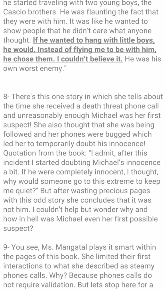 "Screenshot for educational and legal documentary purpose of Review by Nada of Shana Mangatal Book ""Michael and Me"" - ARCHANGELMICHAEL777 BLOG"