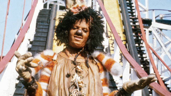 Michael Jackson as the Scarecrow in the Wiz (Photo for educational Purpose only) - ArchangelMichael777