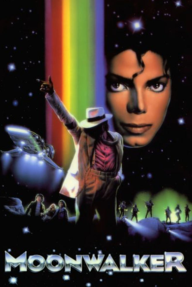 Michael Jacksons self-produced MOONWALKER Film (Photo for educational Purpose) - Michael Jackson TwinFlame Soul Official
