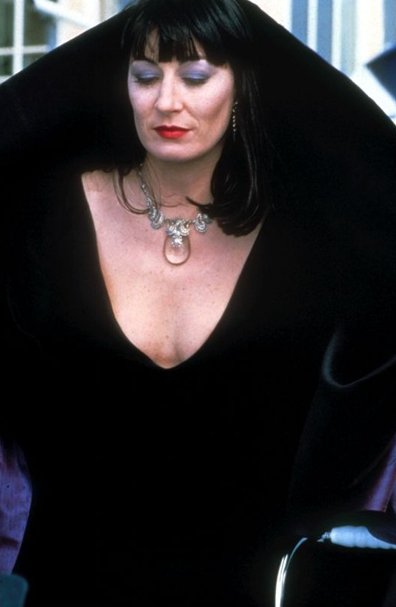 Anjelica Houston as the Grand High Witch in the Movie Witches (1990) - Photo for educational Purpose only - ArchangelMichael777 Blog