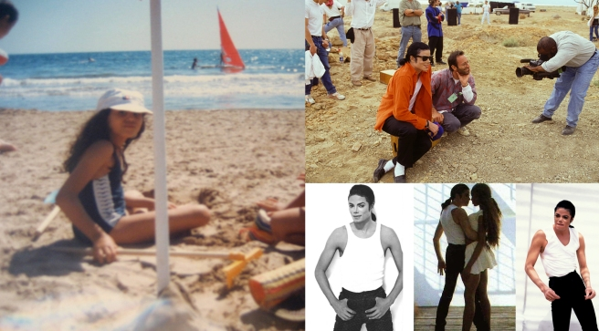 Susan Elsa Michael Jackson Shoulders Upper Back Posture and Body Shape Compared © Michael Jackson TwinFlame Soul Official