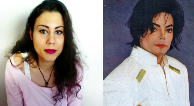 Susan Elsa Feminine Counterpart and Michael Jackson Masculine Counterpart of the SAME TWIN SOUL © Michael Jackson TwinFlame Soul Official