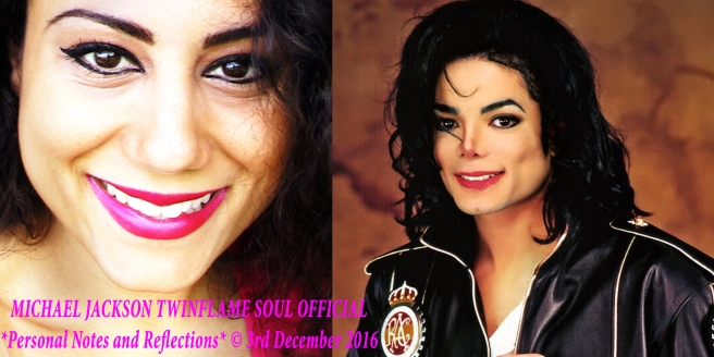 Michael Jackson and Twin Soul Sexuality *Personal Notes and Reflections* 3rd December 2016 © Susan Elsa - Michael Jackson TwinFlame Soul Official