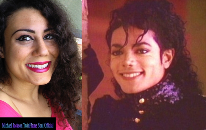 Twin Soul Science Research - Michael Jacksons Appearance Changes due to Twin Soul Merging and More Cases - Special Message © Susan Elsa - Michael Jackson TwinFlame Soul Official