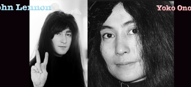 John Lennon & Yoko Ono Soul Truth presented by Archangel Michael © ArchangelMichael777 - A modern & heavenly Blog