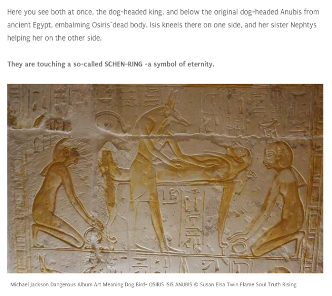 The SHEN-RING of Eternity in ancient Egypt © Susan Elsa - Michael Jackson TwinFlame Soul Official