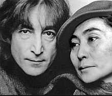 John Lennon and Yoko Ono for educational Purpose - ARCHANGELMICHAEL777-