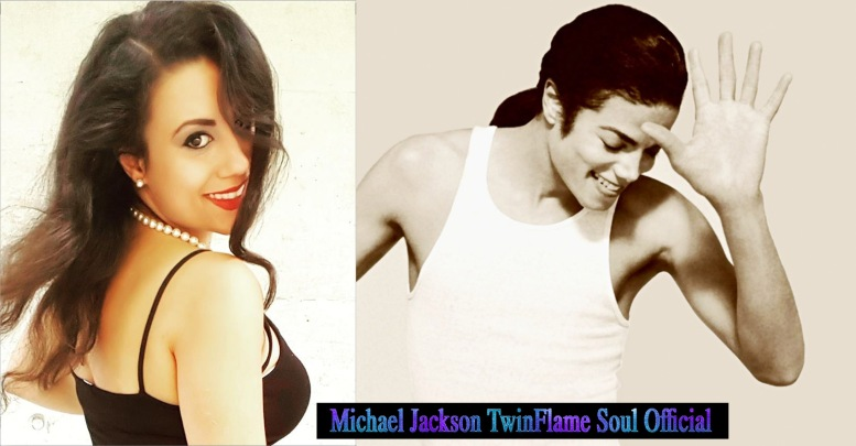 SUSAN AND MICHAEL TWIN SOUL COUPLE © Michael Jackson TwinFlame Soul Official