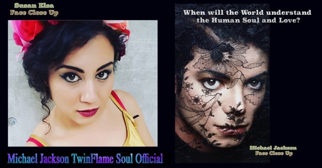 Michael Jackson channeled his own feminine Twin Soul side -Secrets behind the Appearance Mystery © Susan Elsa - Michael Jackson TwinFlame Soul Official