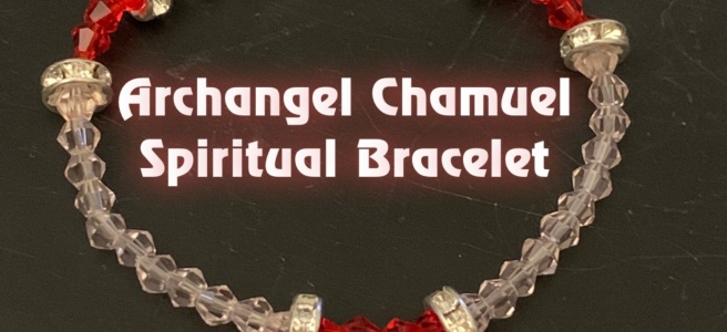 Archangel Chamuel Bracelet by Danielle Nova *Spiritually Channeled with Unique Messages* © Danielle Nova 2020