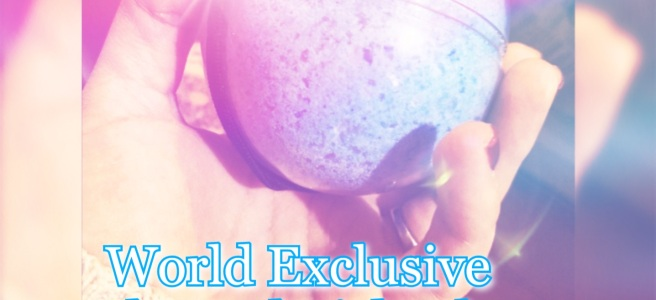 The Blue ArchangelMichael777 Bath Orb *Exclusive Secret Recipe* ® Mystery Garden Brand Products