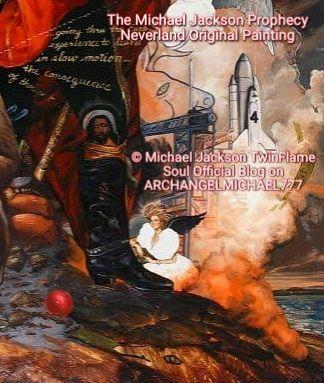 The Michael Jackson TwinSoul Prophecy 2020 © Michael Jackson & Susan Elsa - TwinFlame Soul Official on ArchangelMichael777