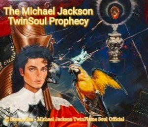The Michael Jackson TwinSoul Prophecy - REAL- Ancient Egyptian Identity of Archangel Michael and his TwinFlame guiding the SWORD © Susan Elsa - THE BIRD - ArchangelMichael777
