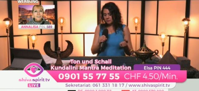 Susan Elsa - Kundalini Singing Meditation © (Live TV Show Insight with English Subtitles) © Michael Jackson TwinFlame Soul Official on ARCHANGELMICHAEL777