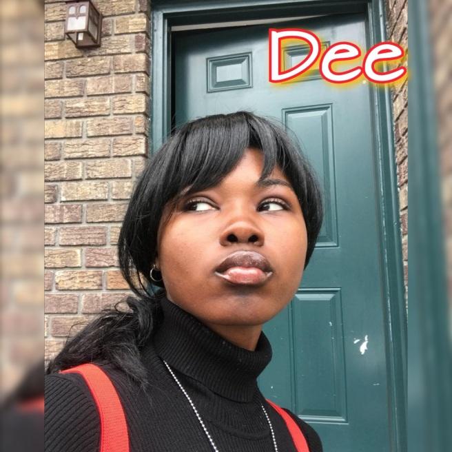 Dee - Daughter of Osiris & IsIs © Michael Jackson's Black Legacy 2020