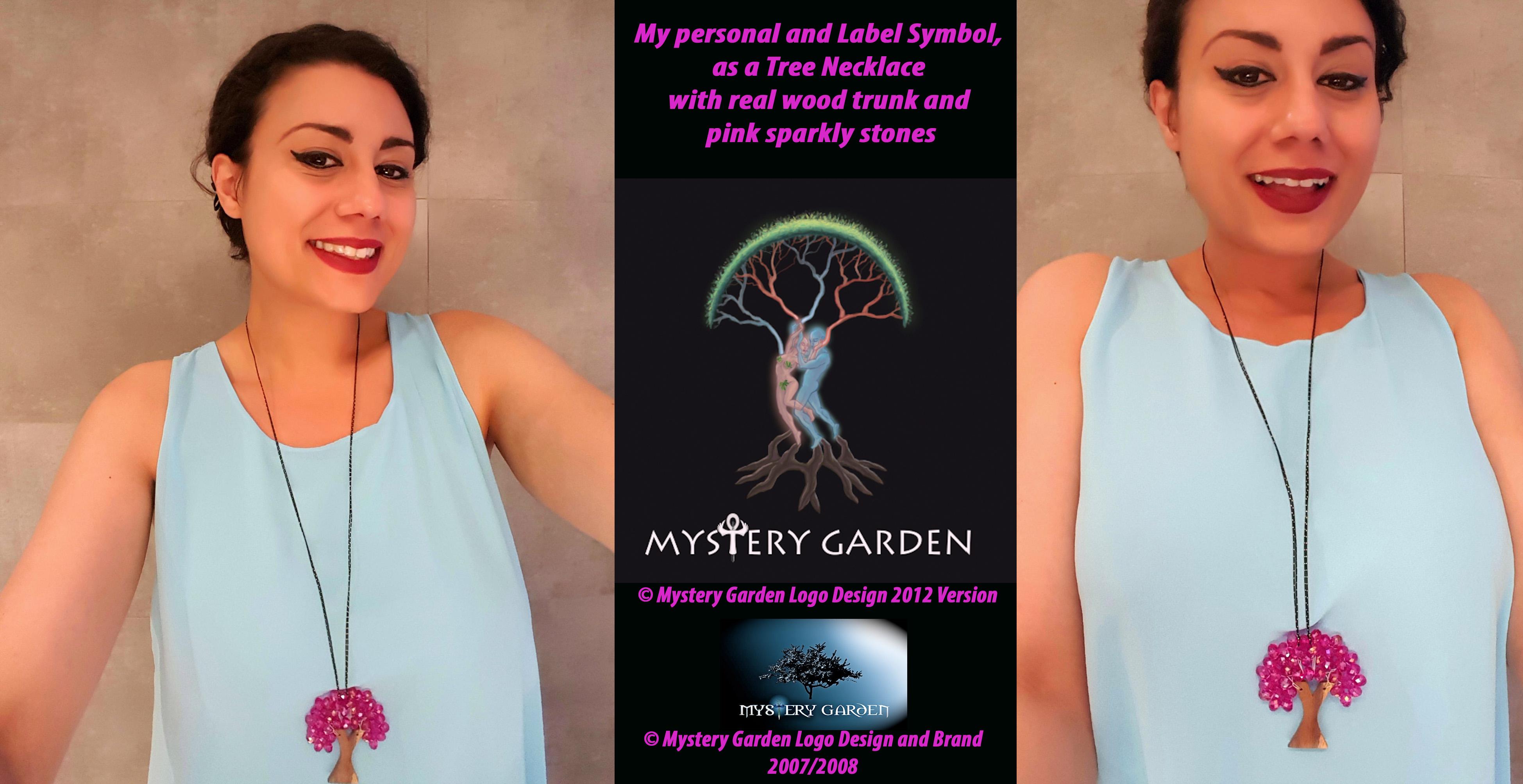 Susan Elsa Label MGP Logo and personal Symbol Tree © Susan Elsa Music-Movies-Fashion Blog Official